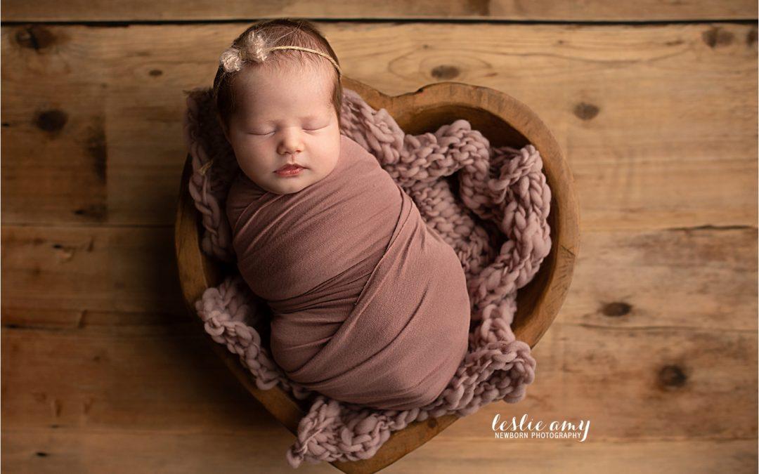 Poppy Kate | Conway Newborn Photographer