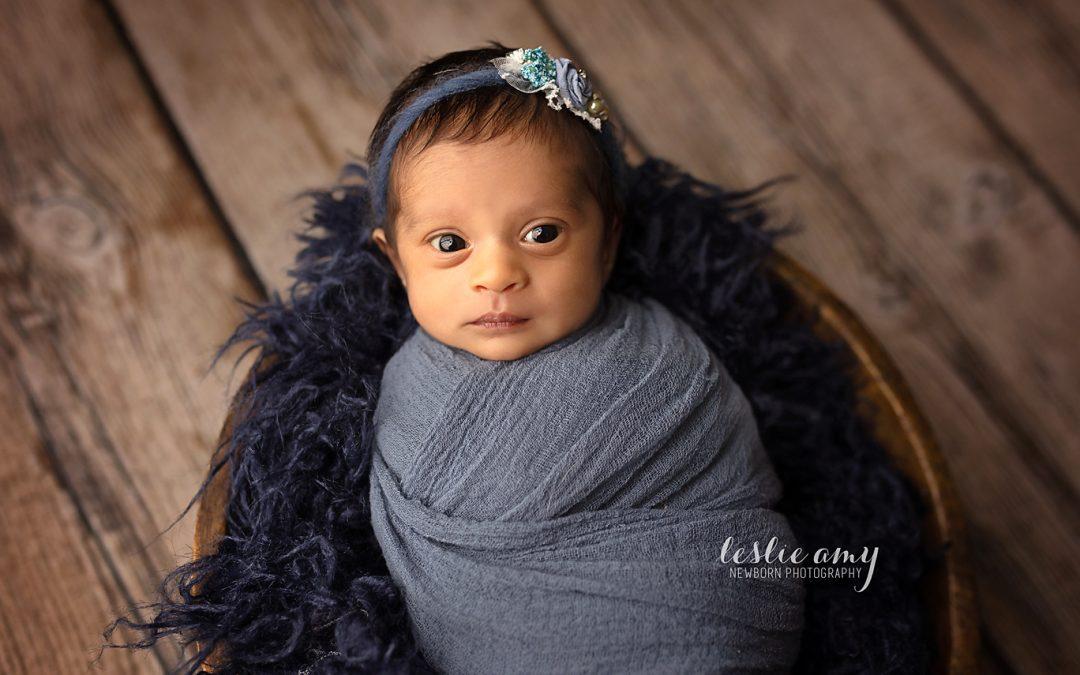 Viha | Arkansas Newborn Photographer
